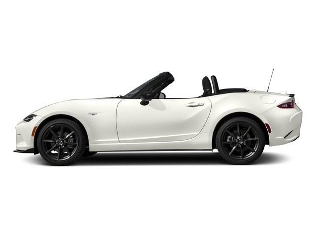 2017 Mazda MX-5 Miata Prices and Values Convertible 2D Club I4 side view