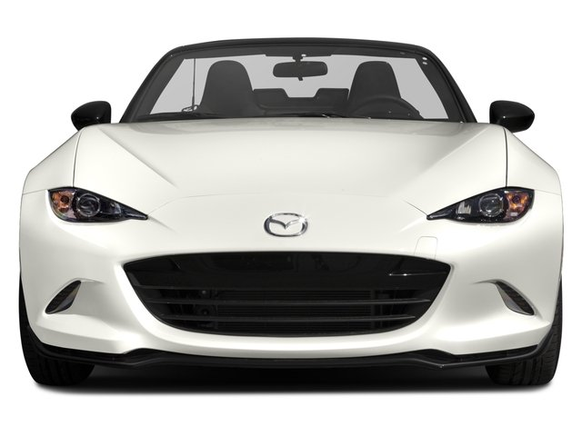 2017 Mazda MX-5 Miata Prices and Values Convertible 2D Club I4 front view