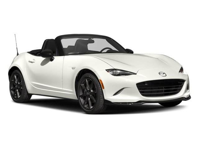 2017 Mazda MX-5 Miata Prices and Values Convertible 2D Club I4 side front view