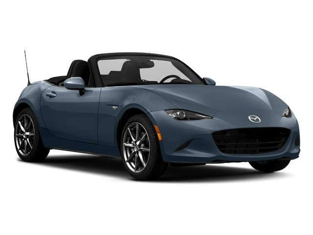 2017 Mazda MX-5 Miata Prices and Values Convertible 2D GT I4 side front view
