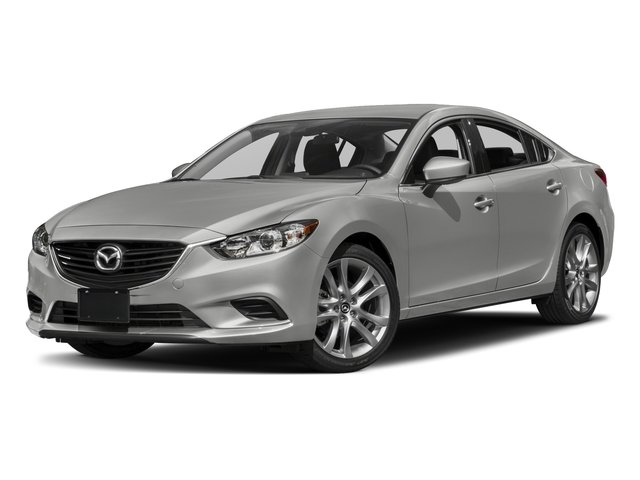 2017 Mazda Mazda6 Prices and Values Sedan 4D Touring I4