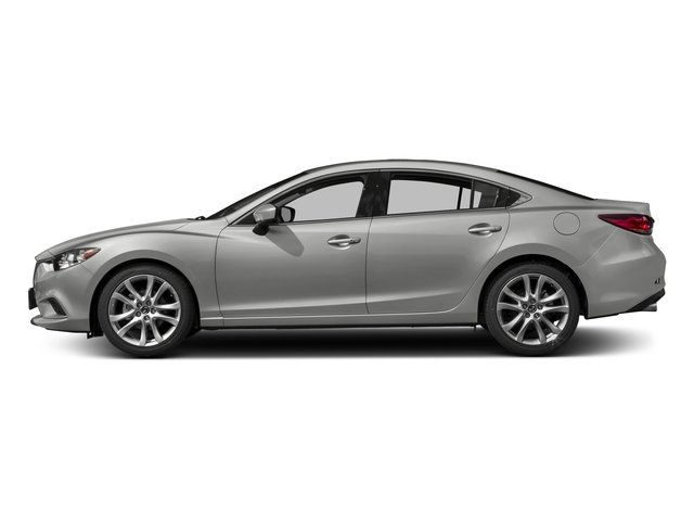 2017 Mazda Mazda6 Prices and Values Sedan 4D Touring I4 side view