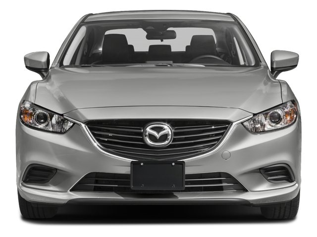 2017 Mazda Mazda6 Prices and Values Sedan 4D Touring I4 front view