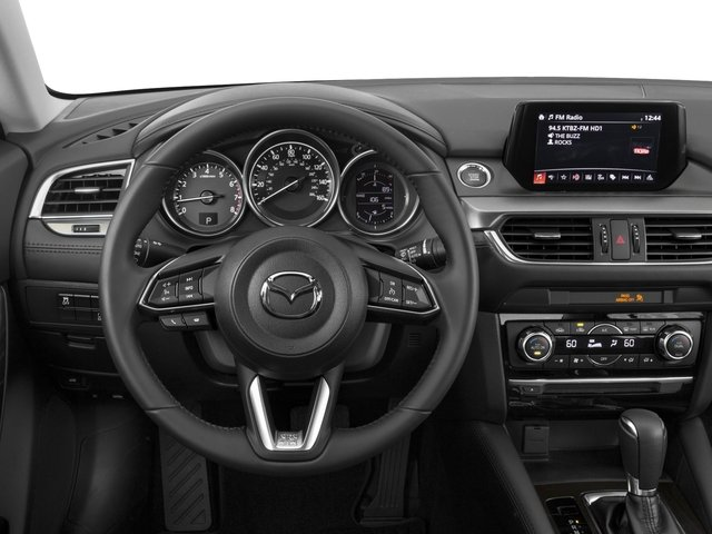 2017 Mazda Mazda6 Prices and Values Sedan 4D Touring I4 driver's dashboard