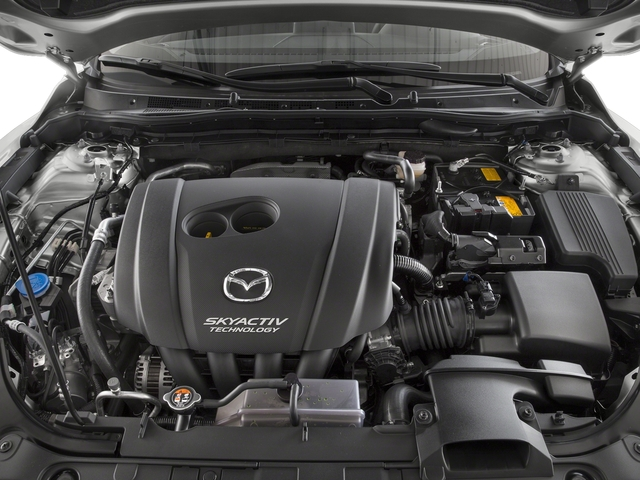 2017 Mazda Mazda6 Pictures Mazda6 Sedan 4D Touring I4 photos engine