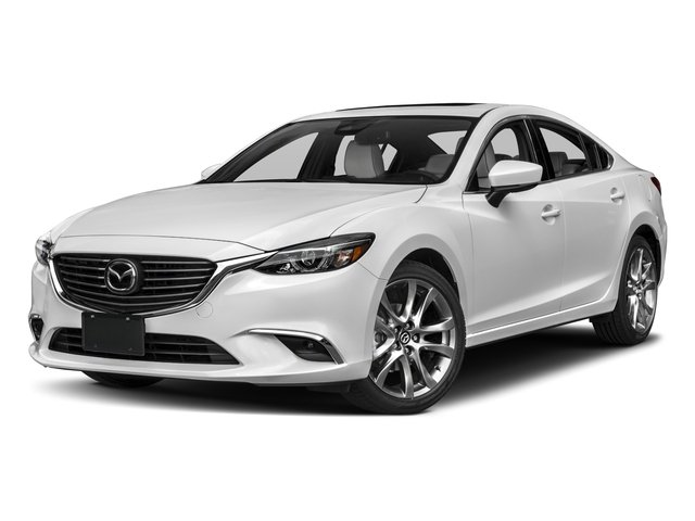 2017 Mazda Mazda6 Prices and Values Sedan 4D GT Premium I4