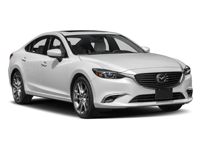 2017 Mazda Mazda6 Prices and Values Sedan 4D GT Premium I4 side front view