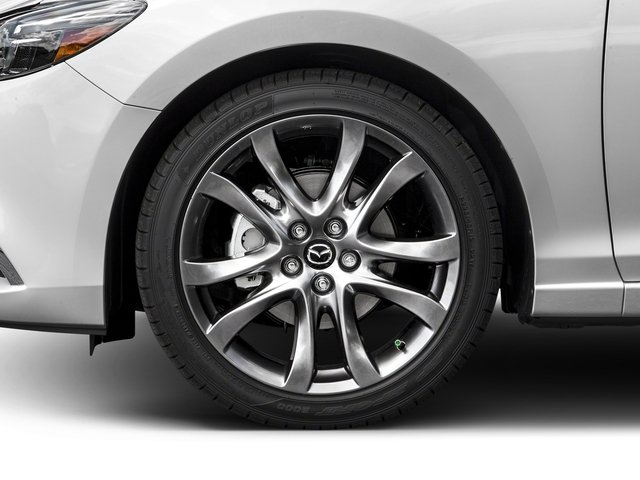 2017 Mazda Mazda6 Prices and Values Sedan 4D GT Premium I4 wheel