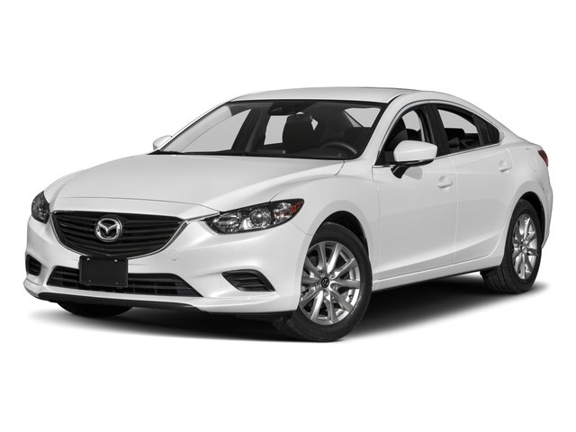 2017 Mazda Mazda6 Base Price 2017.5 Sport Auto Pricing side front view