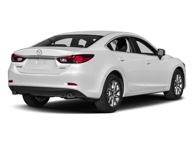 2017 Mazda Mazda6 Prices and Values Sedan 4D Sport I4 side rear view