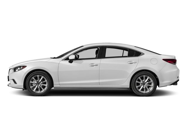 2017 Mazda Mazda6 Prices and Values Sedan 4D Sport I4 side view