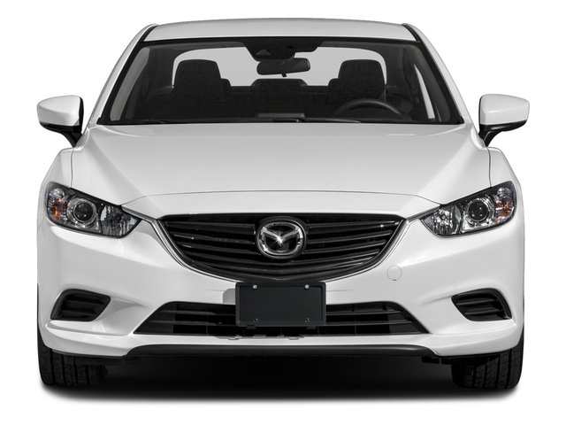 2017 Mazda Mazda6 Prices and Values Sedan 4D Sport I4 front view