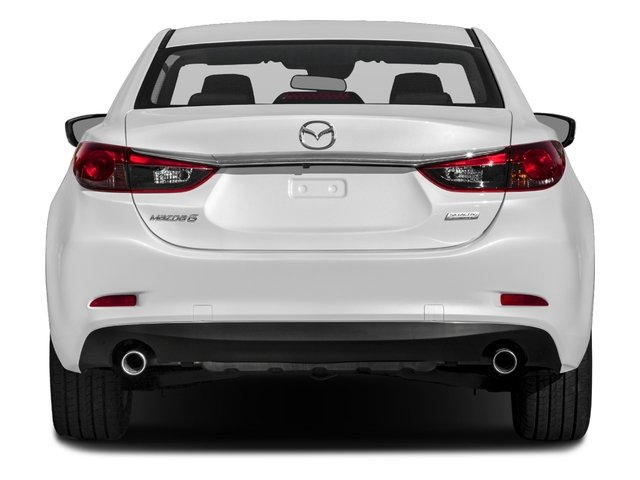 2017 Mazda Mazda6 Base Price 2017.5 Sport Auto Pricing rear view