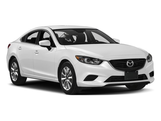 2017 Mazda Mazda6 Prices and Values Sedan 4D Sport I4 side front view
