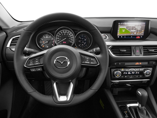 2017 Mazda Mazda6 Prices and Values Sedan 4D Sport I4 driver's dashboard