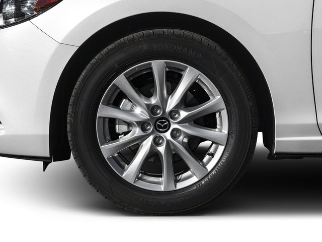 2017 Mazda Mazda6 Pictures Mazda6 2017.5 Sport Auto photos wheel