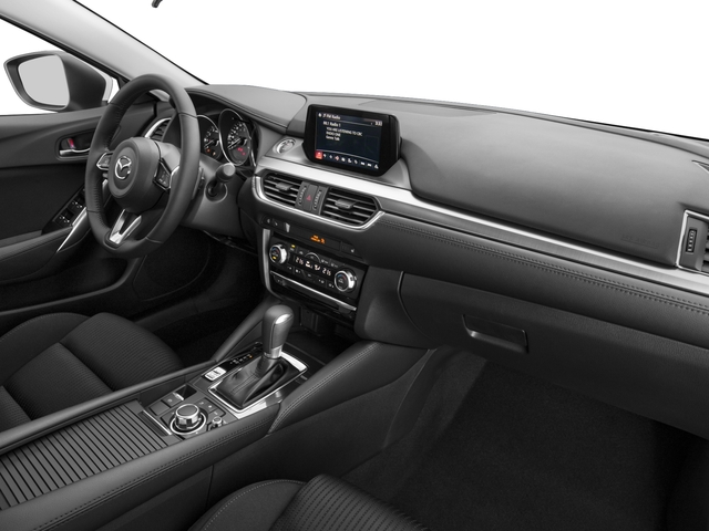 2017 Mazda Mazda6 Prices and Values Sedan 4D Sport I4 passenger's dashboard