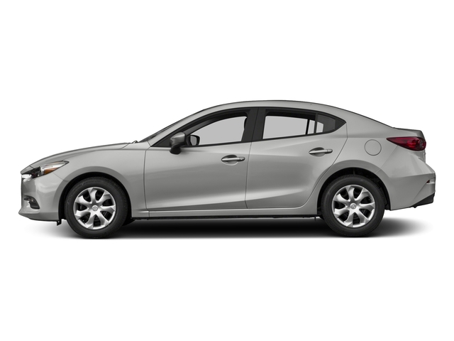 2017 Mazda Mazda3 4-Door Prices and Values Sedan 4D Sport side view