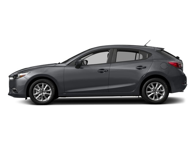 2017 Mazda Mazda3 5-Door Prices and Values Wagon 5D Sport side view