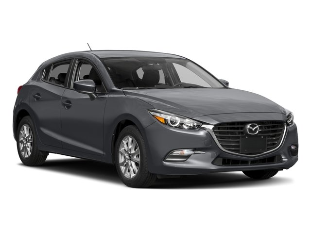 2017 Mazda Mazda3 5-Door Prices and Values Wagon 5D Sport side front view