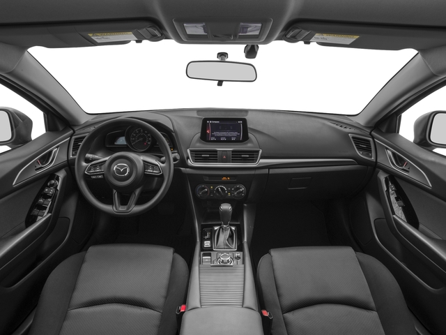2017 Mazda Mazda3 5-Door Prices and Values Wagon 5D Sport full dashboard