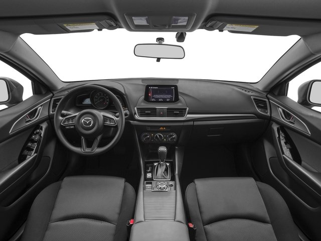 2017 Mazda Mazda3 5-Door Base Price Sport Auto Pricing full dashboard