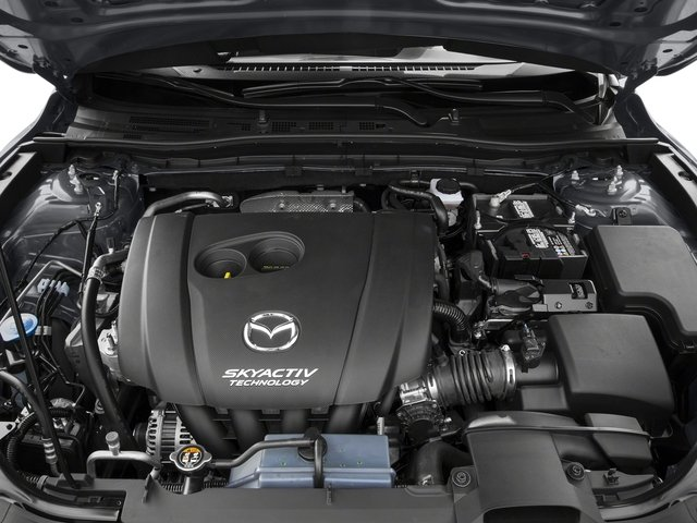 2017 Mazda Mazda3 5-Door Prices and Values Wagon 5D Sport engine