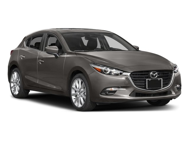2017 Mazda Mazda3 5-Door Prices and Values Wagon 5D Grand Touring side front view