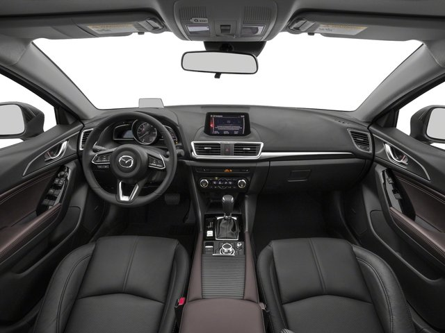 2017 Mazda Mazda3 5-Door Base Price Grand Touring Auto Pricing full dashboard