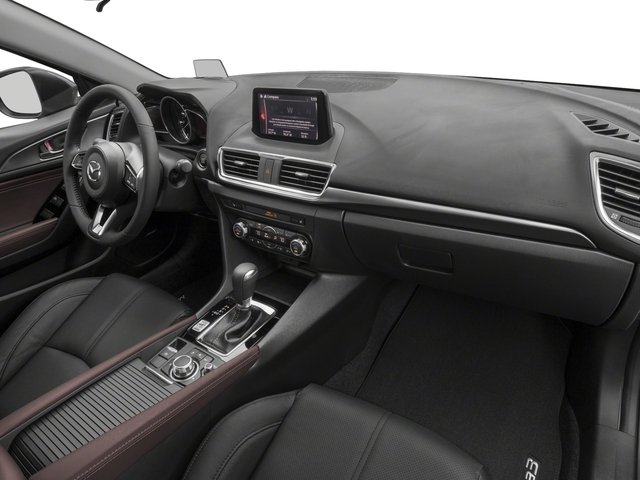 2017 Mazda Mazda3 5-Door Base Price Grand Touring Auto Pricing passenger's dashboard
