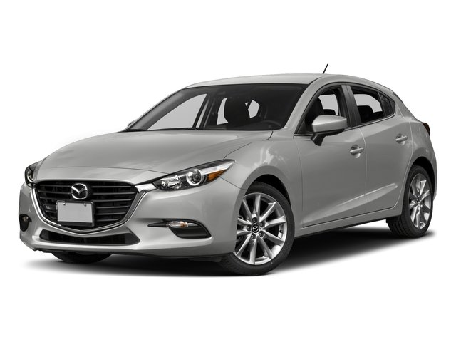 2017 Mazda Mazda3 5-Door Prices and Values Wagon 5D Touring side front view