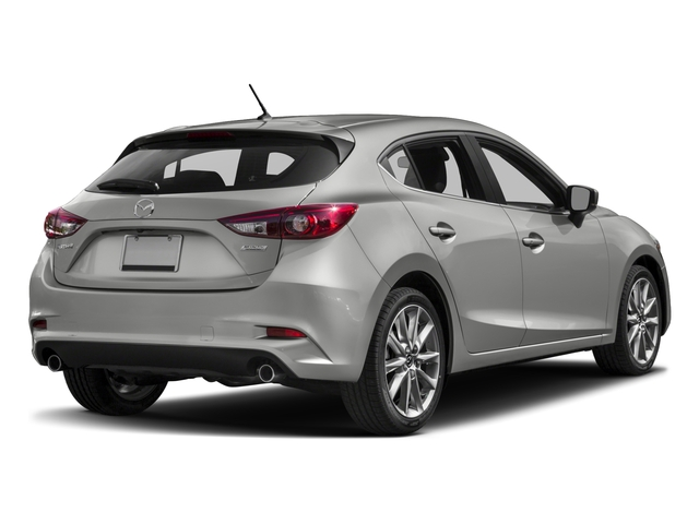 2017 Mazda Mazda3 5-Door Prices and Values Wagon 5D Touring side rear view