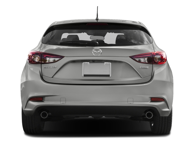 2017 Mazda Mazda3 5-Door Prices and Values Wagon 5D Touring rear view