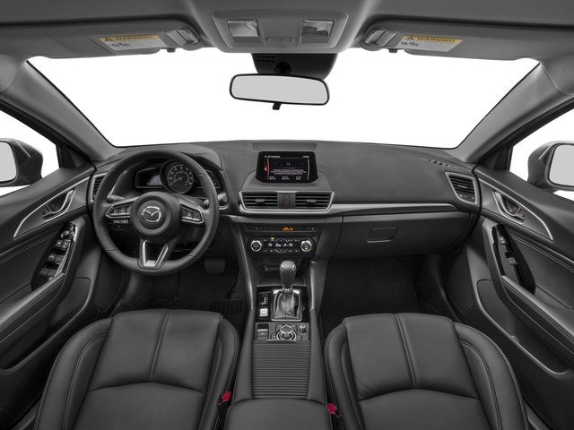 2017 Mazda Mazda3 5-Door Prices and Values Wagon 5D Touring full dashboard