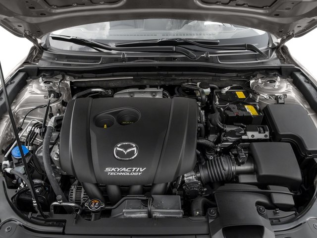 2017 Mazda Mazda3 4-Door Pictures Mazda3 4-Door Sedan 4D Grand Touring photos engine