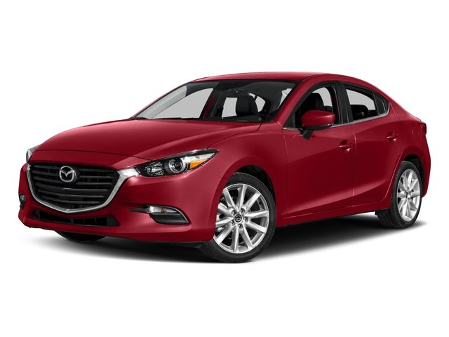 2017 Mazda Mazda3 4-Door Base Price Touring Auto Pricing side front view