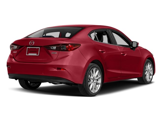 2017 Mazda Mazda3 4-Door Base Price Touring Auto Pricing side rear view