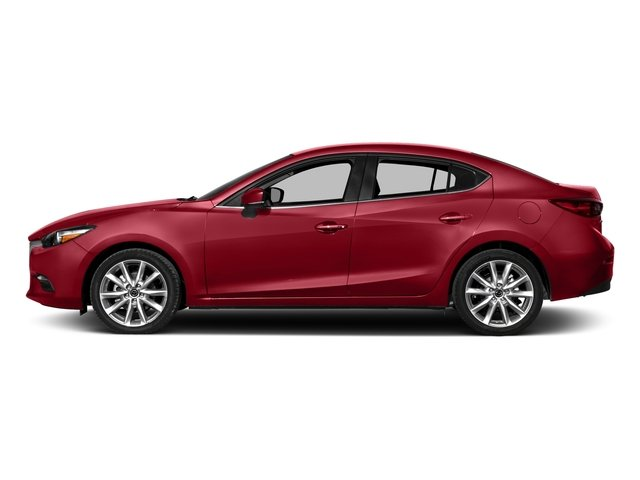 2017 Mazda Mazda3 4-Door Base Price Touring Auto Pricing side view