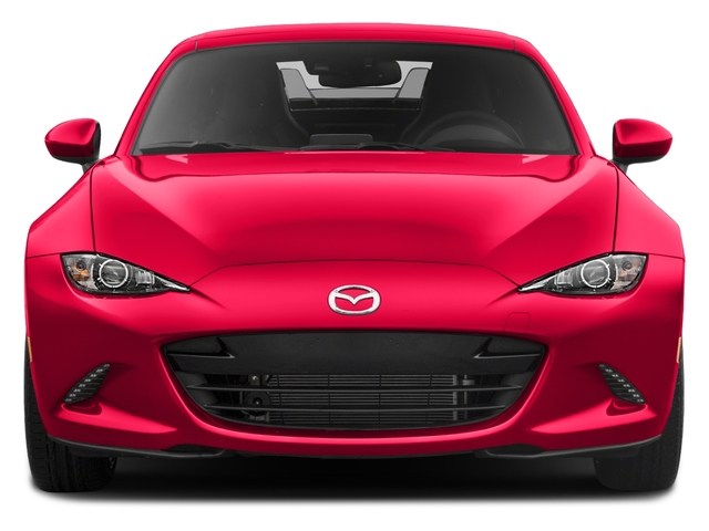 2017 Mazda MX-5 Miata RF Pictures MX-5 Miata RF Grand Touring Manual photos front view