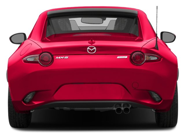 2017 Mazda MX-5 Miata RF Pictures MX-5 Miata RF Grand Touring Manual photos rear view