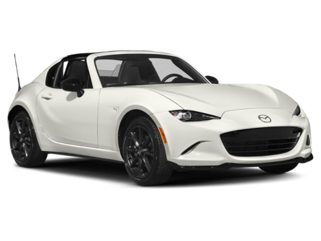 2017 Mazda MX-5 Miata RF Prices and Values Conv 2D Club Retractable Fastback I4 side front view
