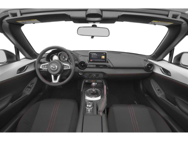 2017 Mazda MX-5 Miata RF Pictures MX-5 Miata RF Conv Launch Retractable Fastback I4 photos full dashboard