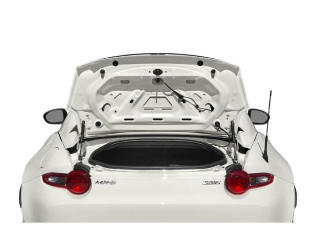 2017 Mazda MX-5 Miata RF Prices and Values Conv 2D Club Retractable Fastback I4 open trunk