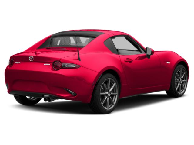 2017 Mazda MX-5 Miata RF Prices and Values Conv 2D Club Retractable Fastback I4 side rear view