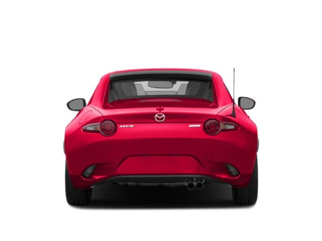 2017 Mazda MX-5 Miata RF Prices and Values Conv 2D Club Retractable Fastback I4 rear view