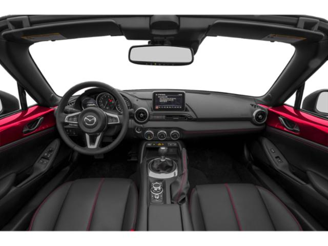 2017 Mazda MX-5 Miata RF Prices and Values Conv 2D Club Retractable Fastback I4 full dashboard