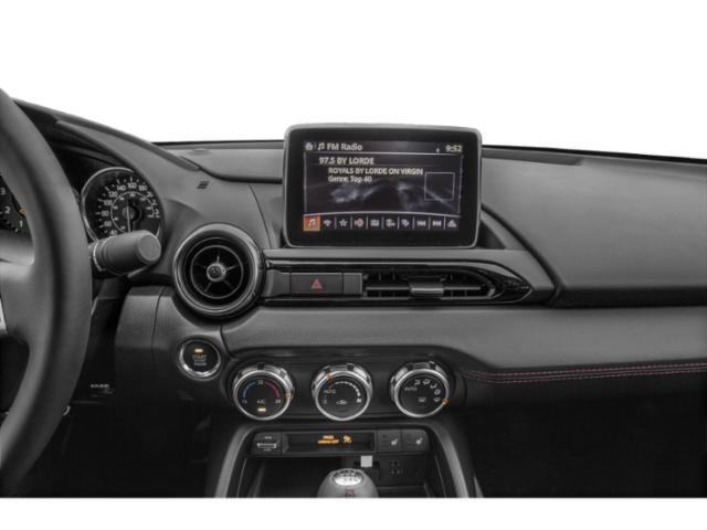 2017 Mazda MX-5 Miata RF Prices and Values Conv 2D Club Retractable Fastback I4 stereo system