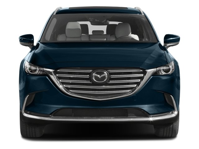 2017 Mazda CX-9 Base Price Grand Touring AWD Pricing front view