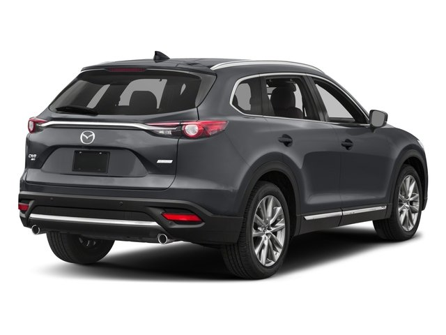 2017 Mazda CX-9 Prices and Values Utility 4D Signature AWD I4 side rear view