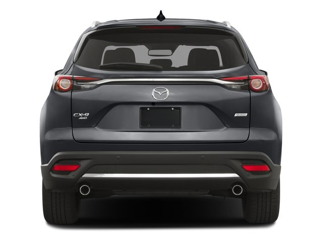 2017 Mazda CX-9 Prices and Values Utility 4D Signature AWD I4 rear view